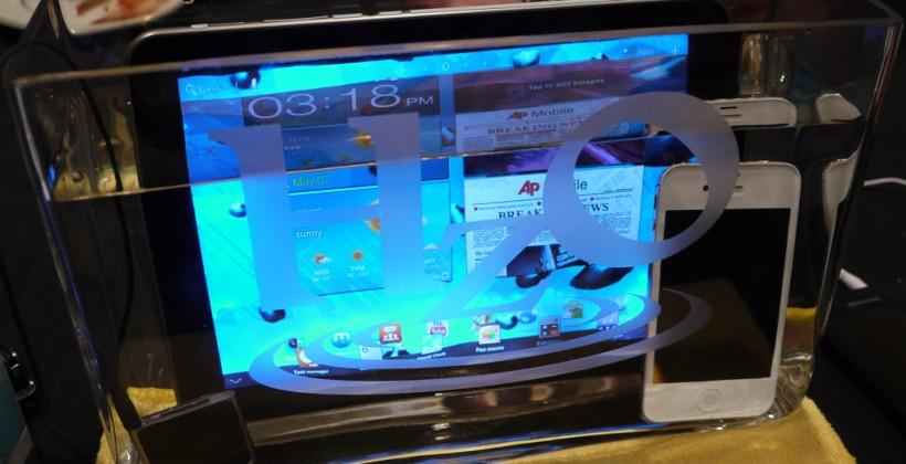 HzO Waterblock Hydrophobic smartphone coating Hands-on