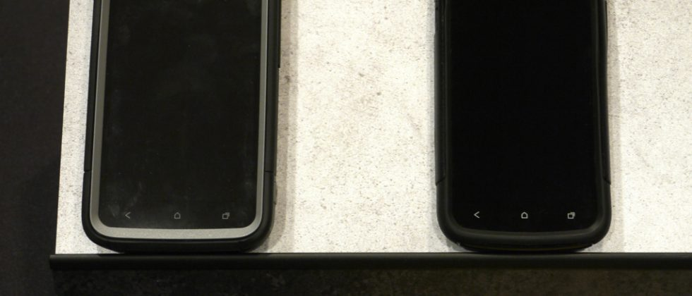 OtterBox HTC One series and Incredible 4G LTE cases hands-on