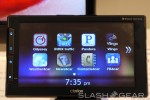 Clarion Next Gate iPhone dashboard controller hands-on