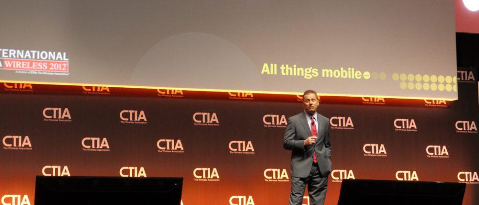 CTIA FCC CEO Julius Genachowski keynote: We're here!