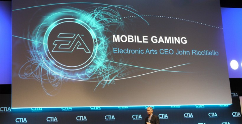 "EA Games CEO promises ""mobile won't kill consoles"""