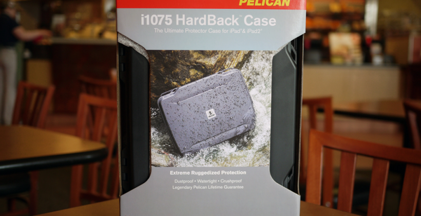 Pelican i1075 iPad 3 Case Review