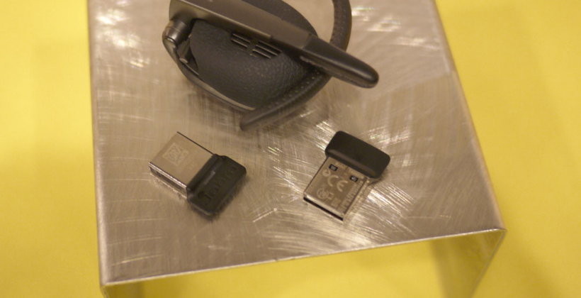 Jabra Supreme UC Bluetooth headset Hands-on