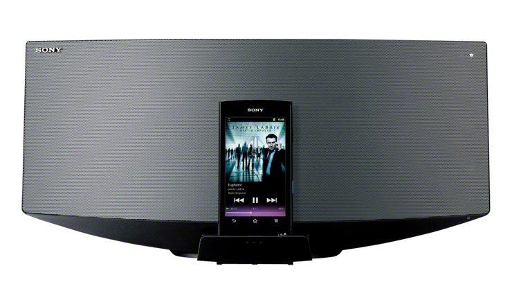 Sony adds Bluetooth streaming to Walkman dock