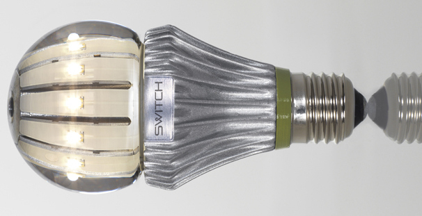 Switch Lighting introduces liquid cooled LED bulbs