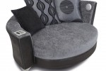 Trophy cuddler Audio Sofa cut out