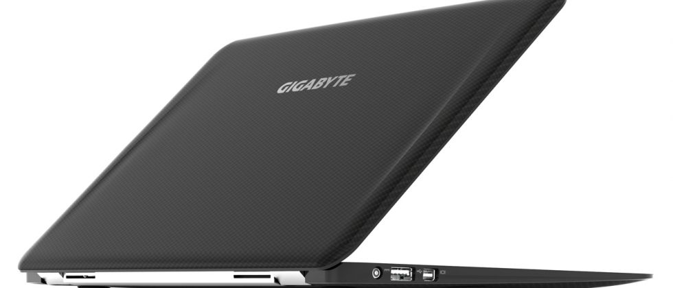Gigabyte unveils X11 as world's lightest 11.6-inch Ultrabook