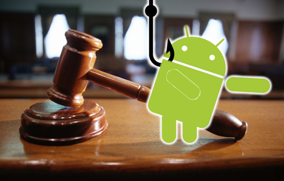 Oracle Android argument flounders thanks to coder Judge