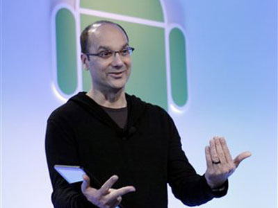 Google's Andy Rubin claims no prior knowledge of Oracle patents