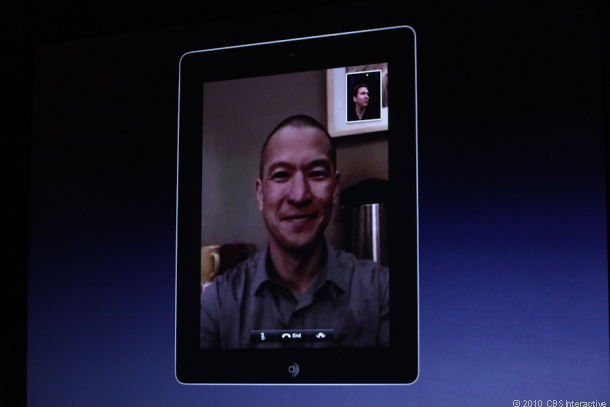 iOS warning messages hint a 3G Facetime