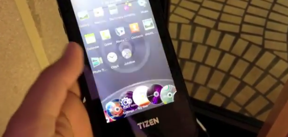 HTC Tizen device in the works for 2012
