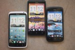 HTC One X and EVO 4G LTE escape US customs