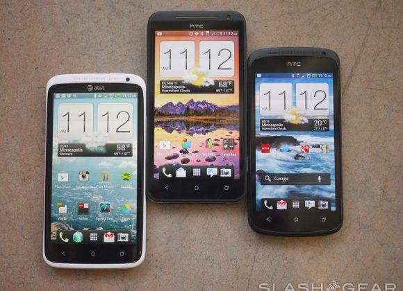 HTC One X and EVO 4G LTE escape US customs