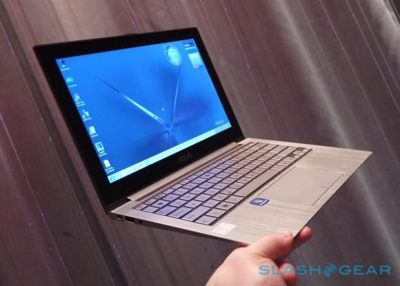 ASUS Zenbook Primes official: Ivy Bridge, 1080p IPS