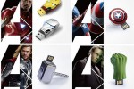 Avengers flash drives surface to battle evil
