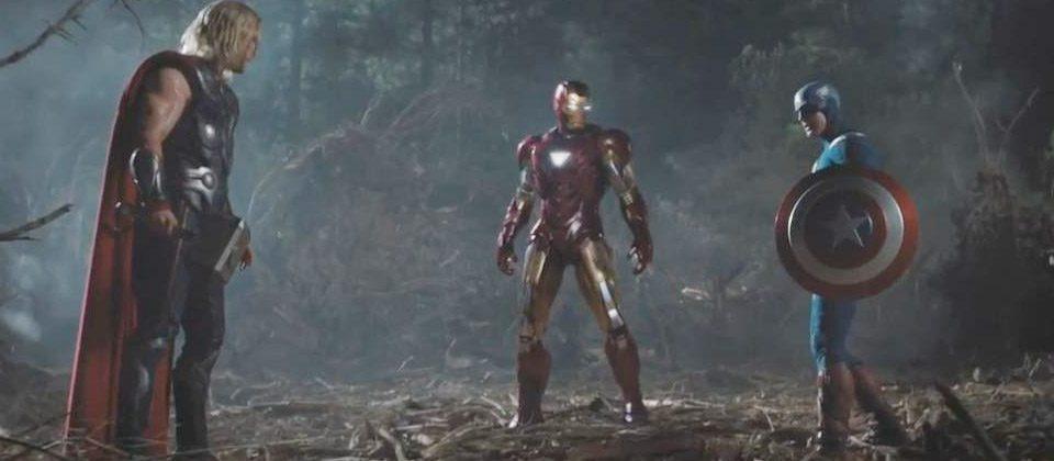 Marvel's Avengers cast doubt on movie piracy fears