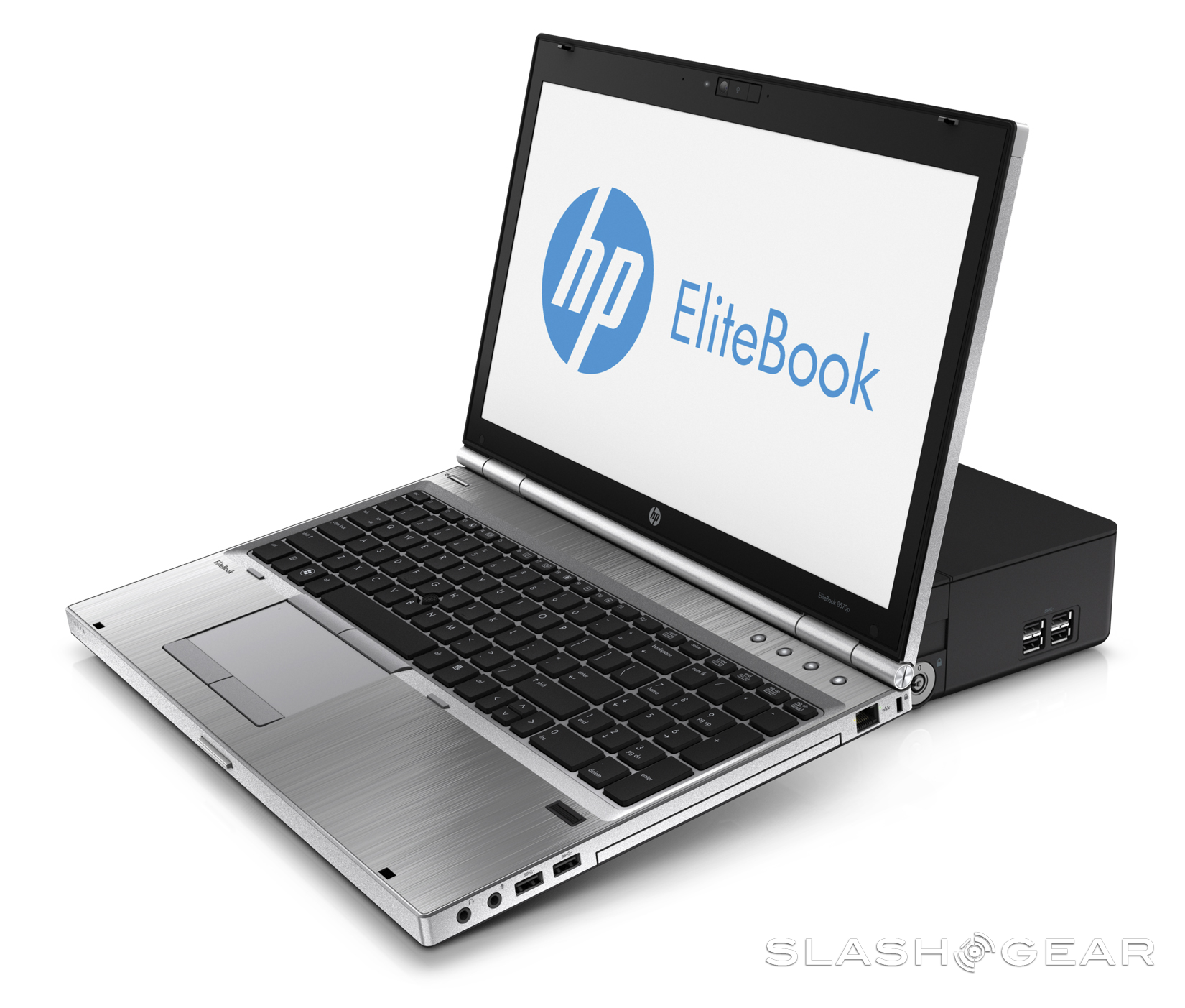 HP EliteBook 8470p and 8570p revealed - SlashGear