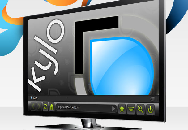 Kylo web browser for TV turned Open Source overnight