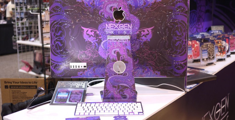 NEXGEN Skins dimensional gadget coverings hands-on