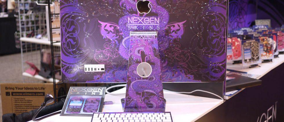 NEXGEN Skins dimensional gadget coverings hands-on
