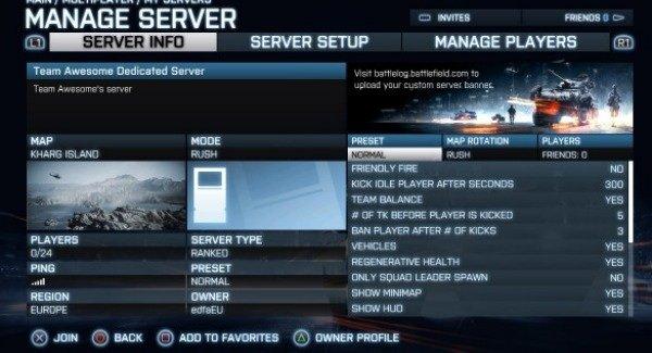Battlefield 3 premium online service tipped