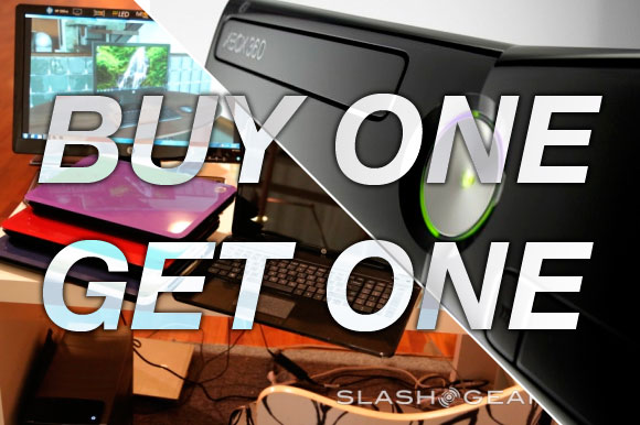 Buy a Windows PC get an Xbox deal starts this weekend