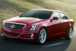 Cadillac unveils 2013 ATS starting at $33,990