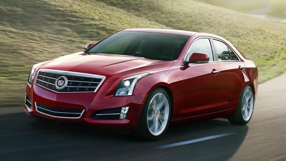 Cadillac unveils 2013 ATS starting at $33,990