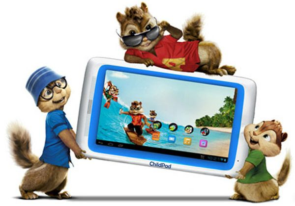ARVONA ChildPad 7-inch tablet for kids launches