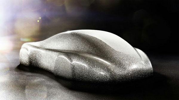 Porsche tuner Gemballa develops diamond paint for cars