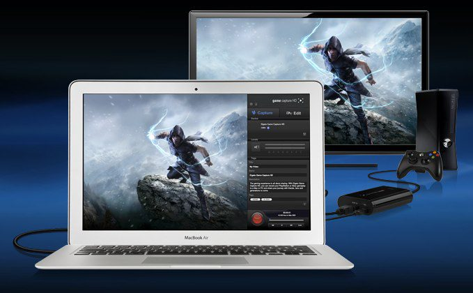 Elgato Game Capture HD saves your finest gaming moments