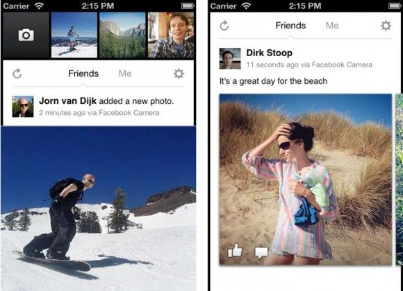 Facebook's own-brand Instagram rival prompts head-scratching