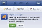 Facebook launches new Pages Manager app for iPhone