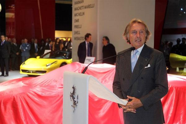 Ferrari hints at new Enzo and hybrid