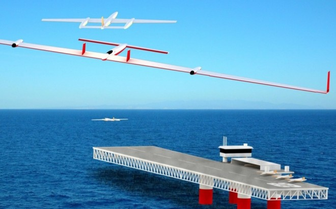 Flight of the Century project aims for electric plane that never needs to land