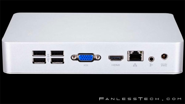 Foxconn fanless PCs breaks cover