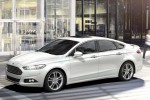 "2013 Ford Fusion touts ""unprecedented technology"""