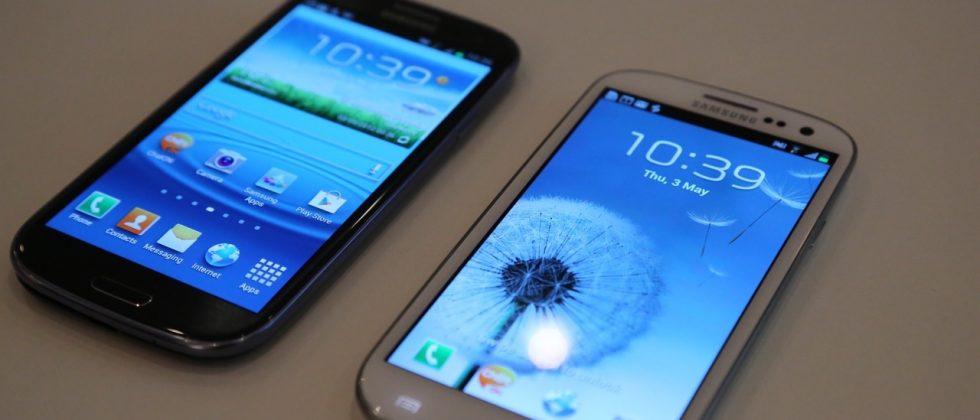 Samsung Galaxy S III official