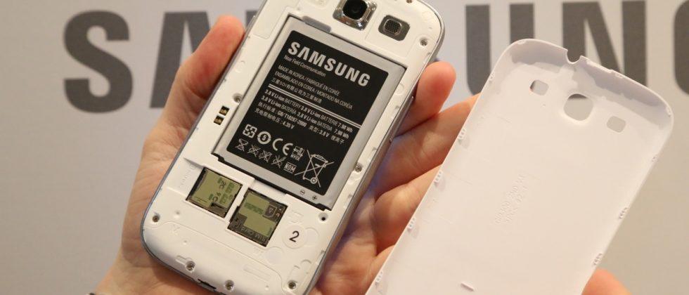 Samsung Galaxy S III spills battery life secrets
