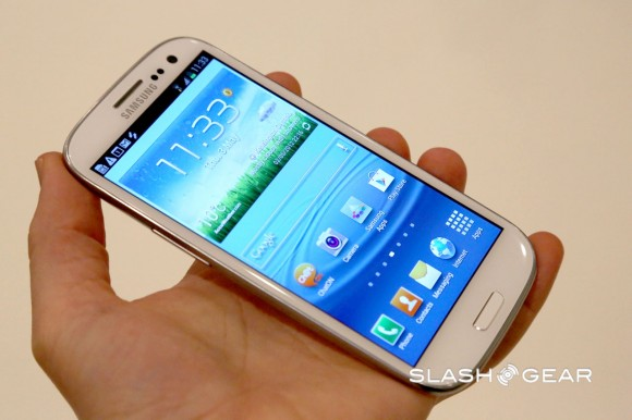 Galaxy S III vs LG Optimus LTE 2