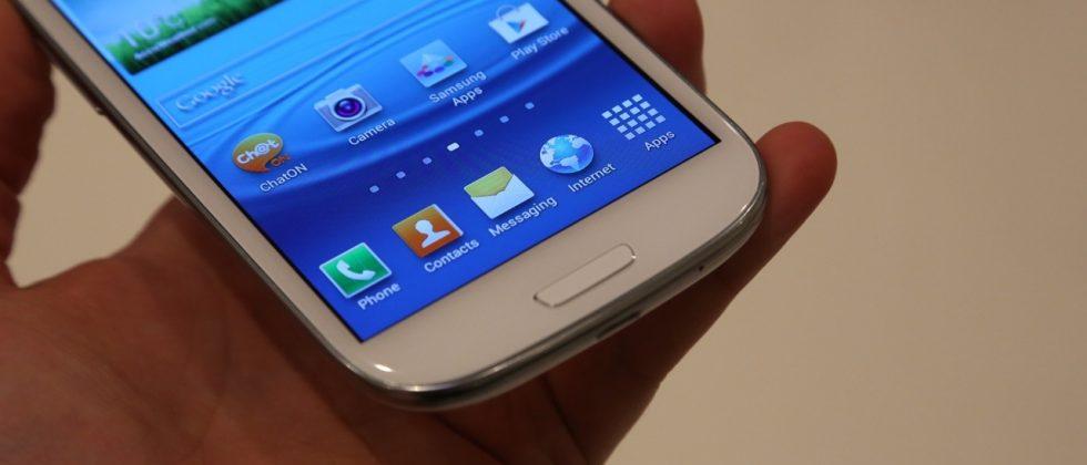 Samsung picks Pentile for Galaxy S III