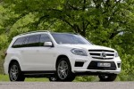 2013 Mercedes-Benz GL 63 AMG gets 550 HP