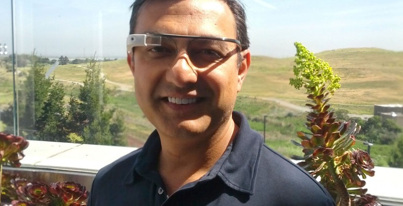 Project Glass shares snapshot and gets Google exec outing