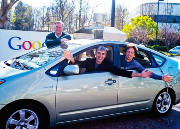 Google's driverless cars approved for use in Nevada