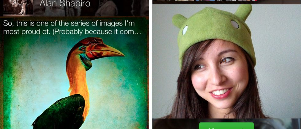 Google+ for iOS gets bold update