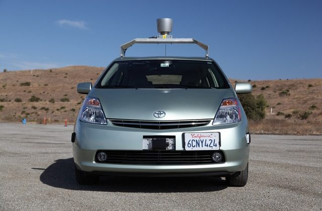 Google driverless cars still require double drivers