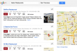Google+ Local adds Zagat reviews