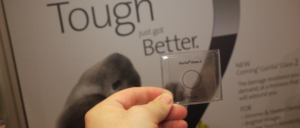 Corning announces Galaxy S III carrying Gorilla Glass 2