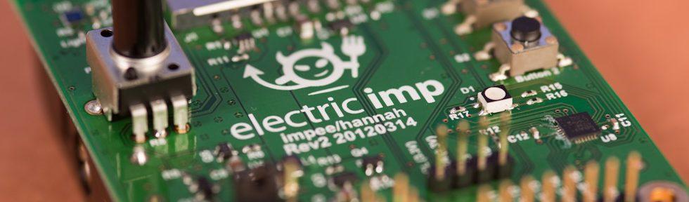 iPhone architect presents Electric Imp