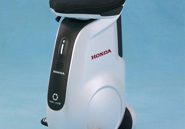 Honda unveils new UNI-CUB mobility device